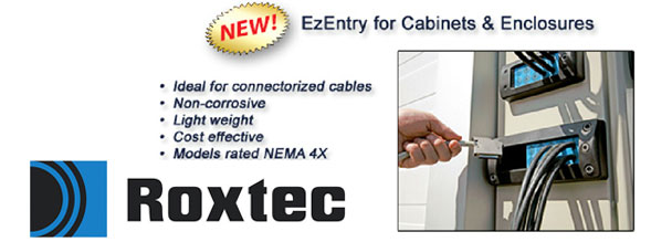 Roxtec Cable Entry Systems