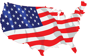 us flag of country 2