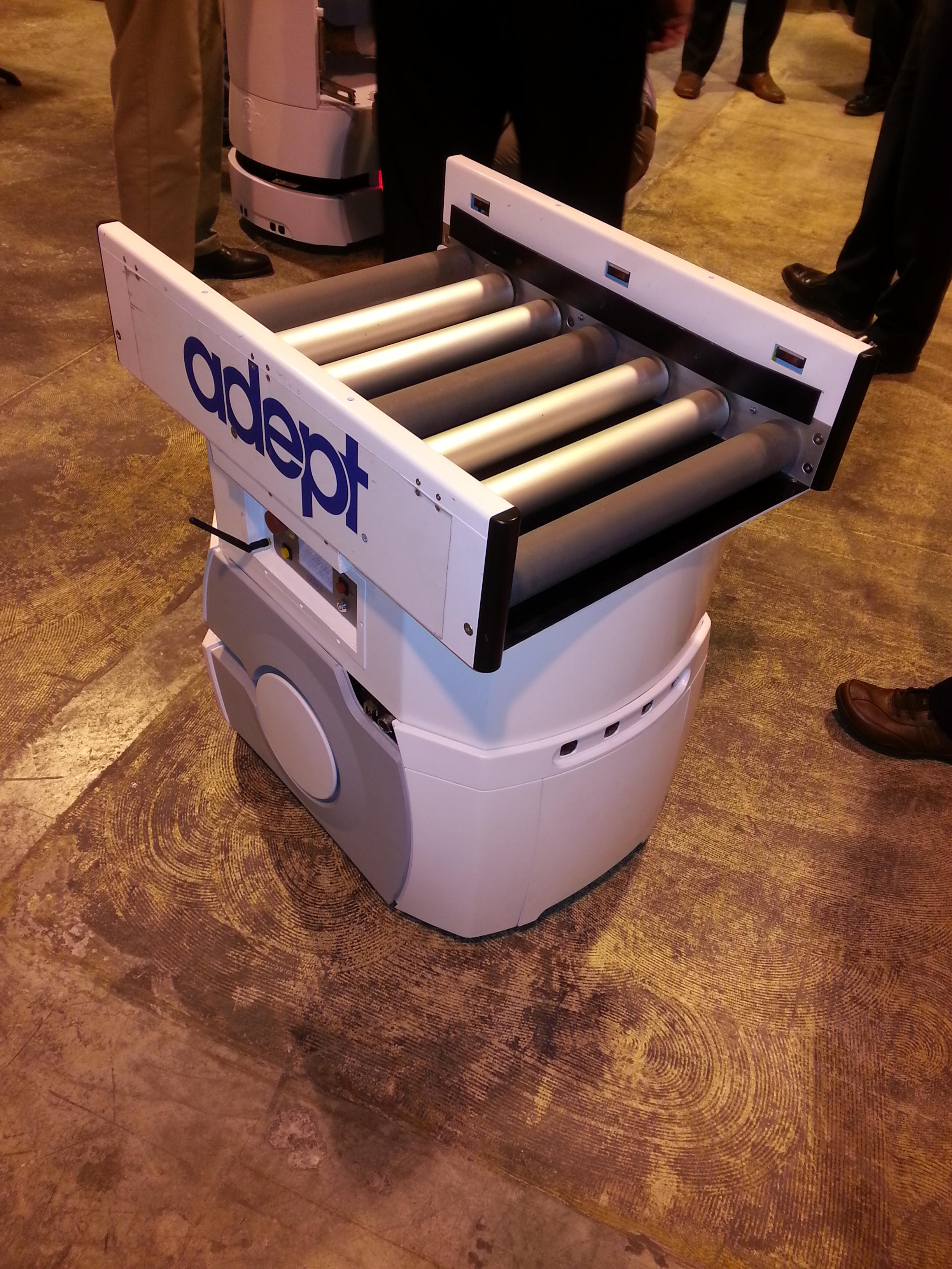 Adept Mobile Robots