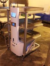 Adept mobile robot