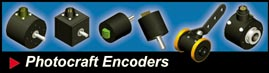 Tri-Tronics photocraft encoders