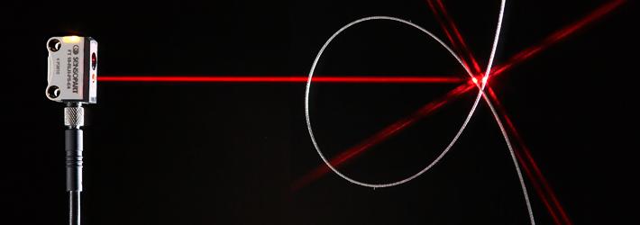 Sensopart laser sensors