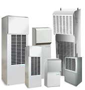 NEMA Type 3R/4 Outdoor Cooling Units