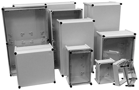(APO) Modular Enclosures