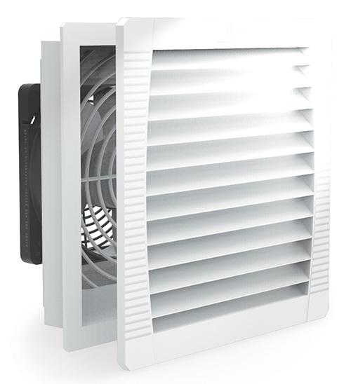 IP55 / UV Filterfans® 4.0 & Exhaust Filters