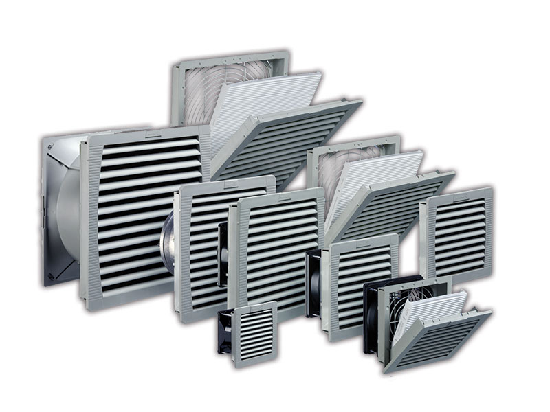 Slimline Filterfans® 4.0