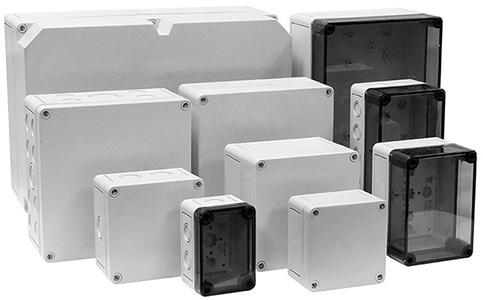 Multibox Series NEMA 4X Small Enclosures