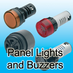 Panel Lights and Buzzers