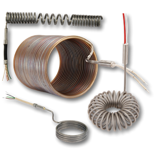 Coil and Cable Heaters