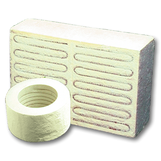 Ceramic Fiber Heaters