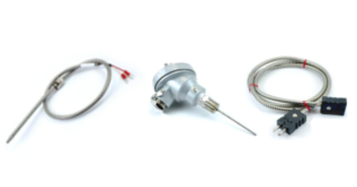 Backer Marathon - Thermocouples