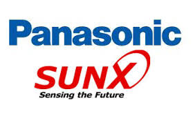 Image result for panasonic / sunx logo